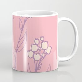 Violet flower Coffee Mug