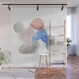 melted rocks vol. 2 Wall Mural