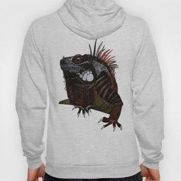 iguana ecru Hoody