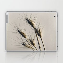prairie wheat Laptop & iPad Skin