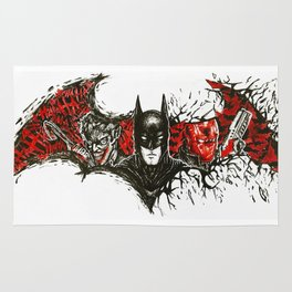 Under the Red Hood Rug