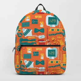 The Empty Hearse Backpack