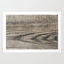 Barn-wood 3 Art Print