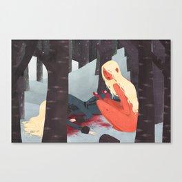 Doppelganger Canvas Print