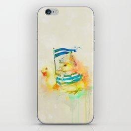 Duck War iPhone Skin