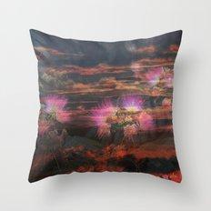 A Smoky Mountain Dream Throw Pillow