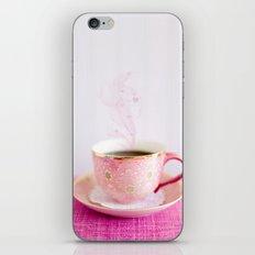 Love my coffee iPhone & iPod Skin