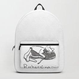 Recharging Backpack