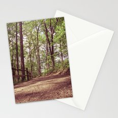 Spring Forest 4 Stationery Cards