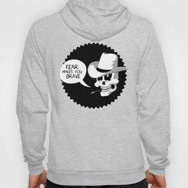 Skull Cowboy Hoody