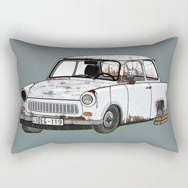 Trabant Rectangular Pillow