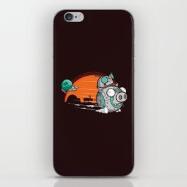 BB-Gir iPhone Skin