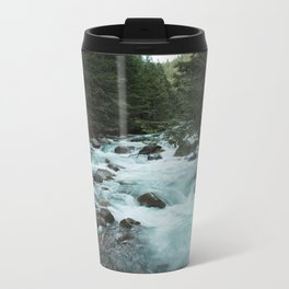 Pacific Northwest River II Metal Travel Mug