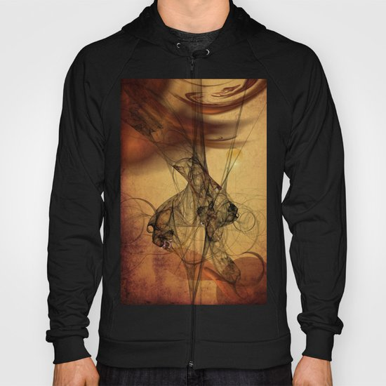 Caught In The Web Hoody
