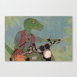 Owen Canvas Print