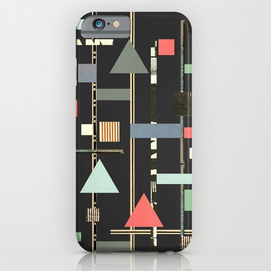 Abstract Aztec No. 1 iPhone & iPod Case