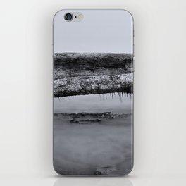 Long Exposure Log iPhone Skin