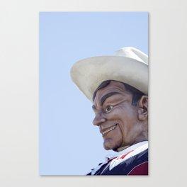 Big Tex 3 Canvas Print