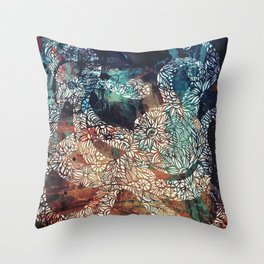 What's Kraken? Throw Pillow
