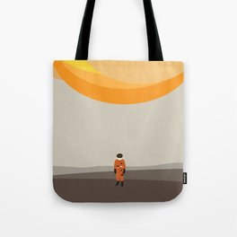 alone Tote Bag