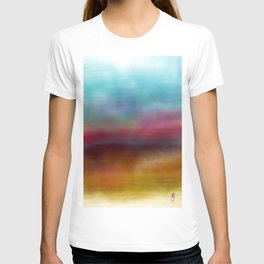 C for Colorful T-shirt