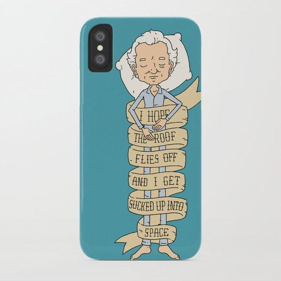 Walt (Alternate) iPhone Case