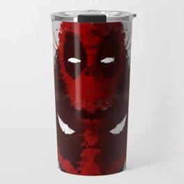 Dead Ink Blot Travel Mug