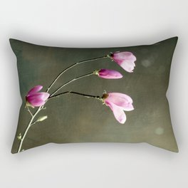 magnolia #1 Rectangular Pillow