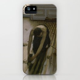 Gustave Caillebotte - The Floor Planers iPhone Case