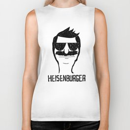 Breaking Bob - Heisenburger Biker Tank