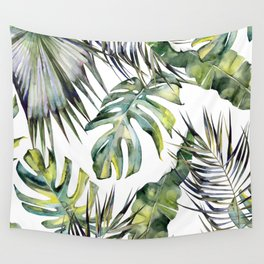 TROPICAL GARDEN 2 Wall Tapestry