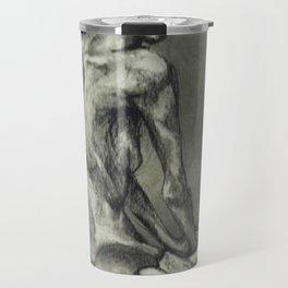 Alice V Schneider Figure Travel Mug