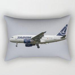 Tarom Airbus A318 Rectangular Pillow