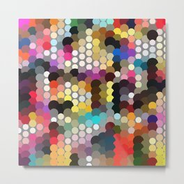 Forest of dots gg Metal Print