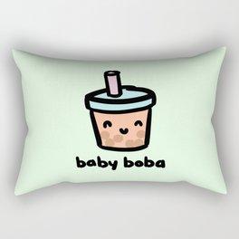 Baby Boba Rectangular Pillow