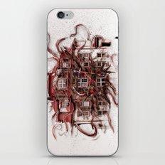 Lebendige Zeit iPhone & iPod Skin
