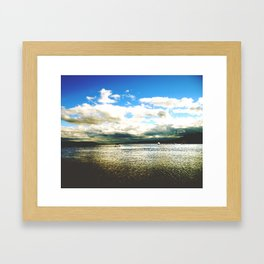 muskoka Framed Art Print