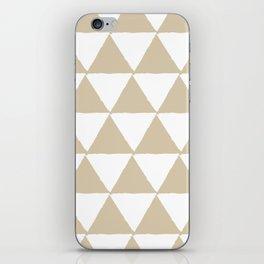 Sandstone Pyramids iPhone Skin