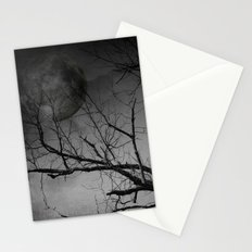 Eerie Night Stationery Cards