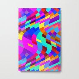 Pattern LXVIII Metal Print