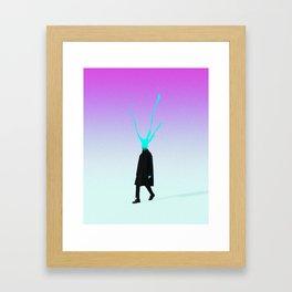 Slah Framed Art Print