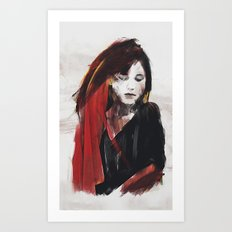 Idyll Art Print