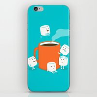 budi iPhone & iPod Skins featuring Cannonball by Picomodi