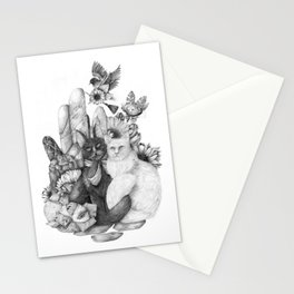 A Portrait of Us Stationery Cards