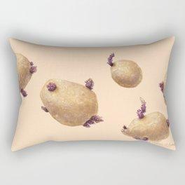 Potatoes Rectangular Pillow