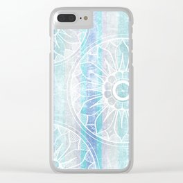 Architectural Motif 2 Clear iPhone Case