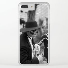 What We Talk About When We Talk About NOLA Clear iPhone Case