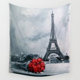 Bouquet for Parisienne Wall Tapestry