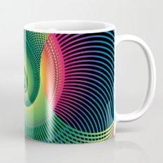 Double Spiral  Mug