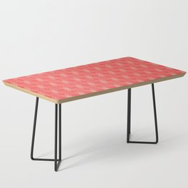 hopscotch-hex sherbet Coffee Table